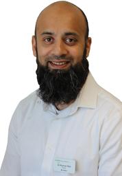 Dr Mohammad Tahir : GP Director | MBBS DGM DRCOG DCH DFFP MRCGP PGCert